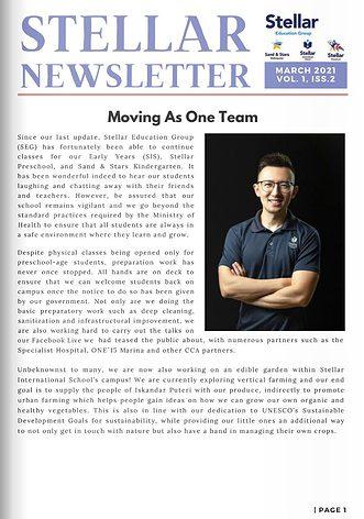 SEG Newsletter 2021 Vol 2