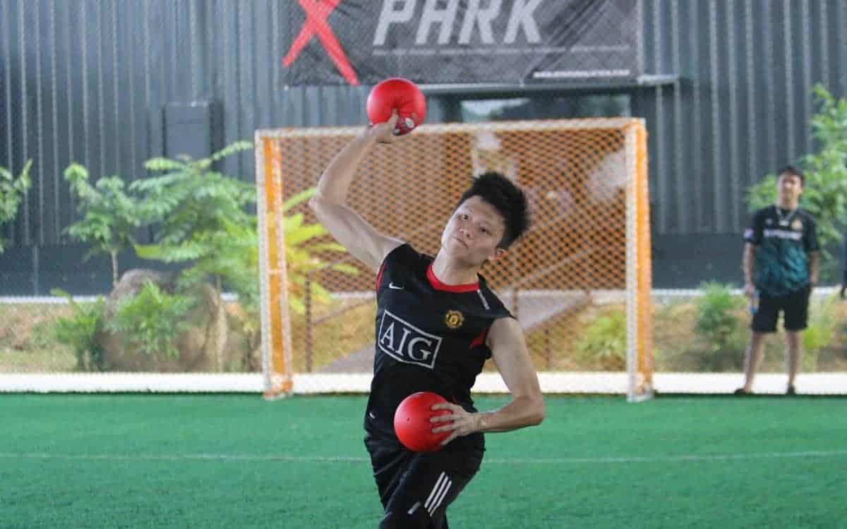 xpark-dodgeball